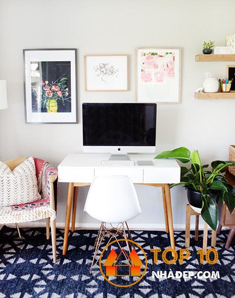 85+ thiết kế văn phòng tại nhà đẹp (ĐAP) truyền cảm hứng cho công việc 4