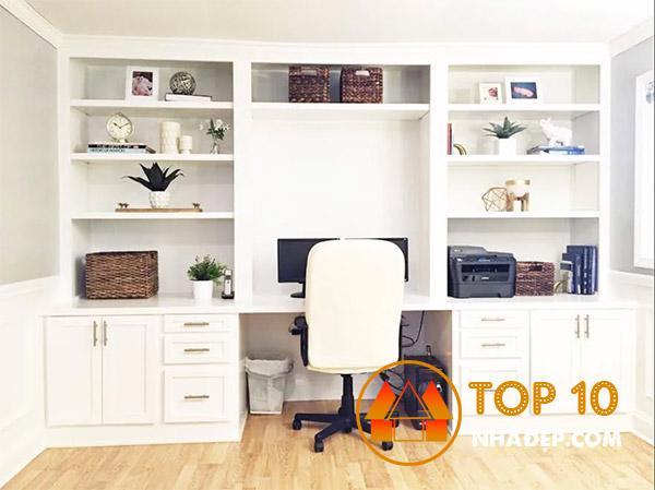 Hơn 85 thiết kế văn phòng tại nhà (ĐAP) truyền cảm hứng cho công việc 6