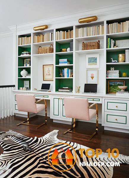 85+ Thiết kế văn phòng tại nhà đẹp (ĐAP) truyền cảm hứng cho công việc 8