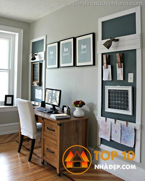 85+ thiết kế văn phòng tại nhà (ĐAP) truyền cảm hứng cho công việc 10