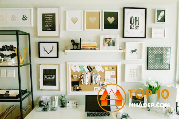 Hơn 85 thiết kế văn phòng tại nhà (ĐAP) tạo cảm hứng cho công việc 15