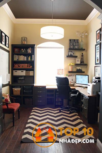 85+ thiết kế văn phòng tại nhà đẹp (ĐAP) truyền cảm hứng để làm việc 19