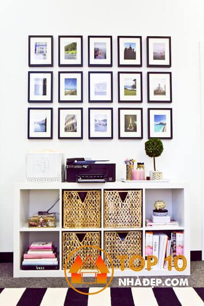 85+ Thiết kế văn phòng tại nhà đẹp (ĐAP) truyền cảm hứng cho công việc 17