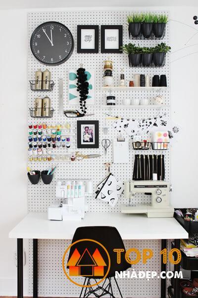 85+ Thiết kế văn phòng tại nhà đầy cảm hứng (ĐAP) truyền cảm hứng cho công việc 13