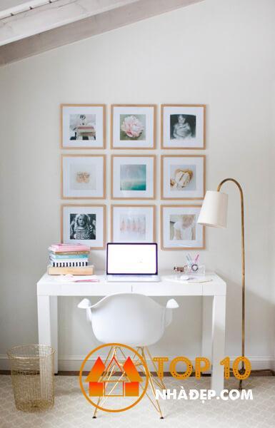 Hơn 85 thiết kế văn phòng tại nhà (ĐAP) tạo cảm hứng cho công việc 36