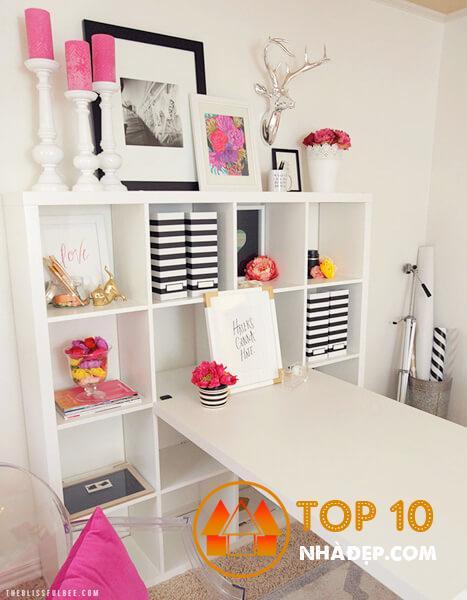 Hơn 85 thiết kế văn phòng tại nhà (ĐAP) tạo cảm hứng cho công việc 37