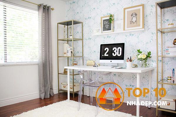 Hơn 85 thiết kế văn phòng tại nhà (ĐAP)