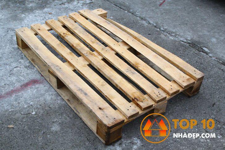Cách đóng giường pallet bằng gỗ thật DỄ DÀNG