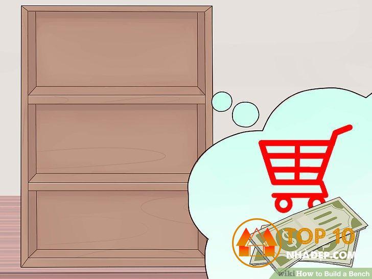 Làm một chiếc ghế gỗ đơn giản cho gia đình