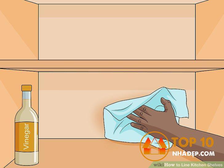 Cách trang trí tủ bếp đẹp, đơn giản và tiết kiệm 5