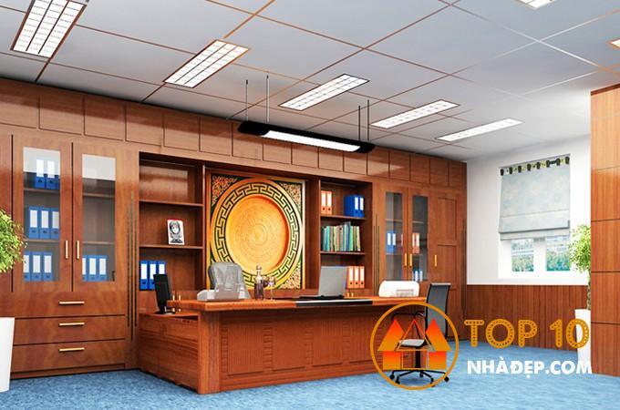Thuê văn phòng kinh doanh theo phong thủy