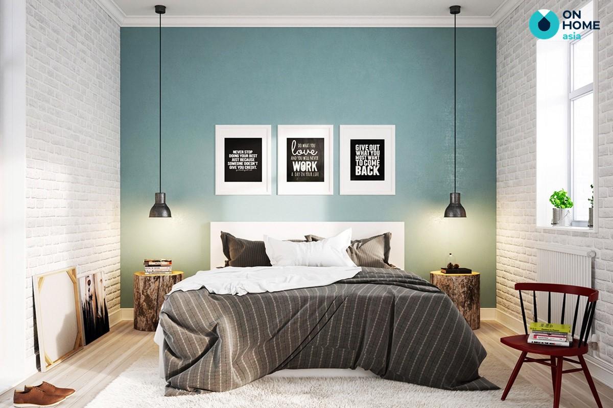 Đặc điểm nội thất phòng ngủ Bắc Âu