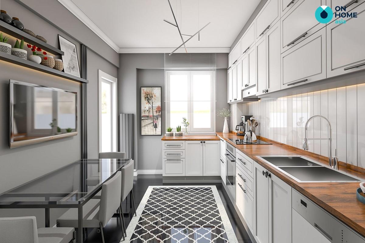 Đặc điểm nội thất của nhà bếp Bắc Âu