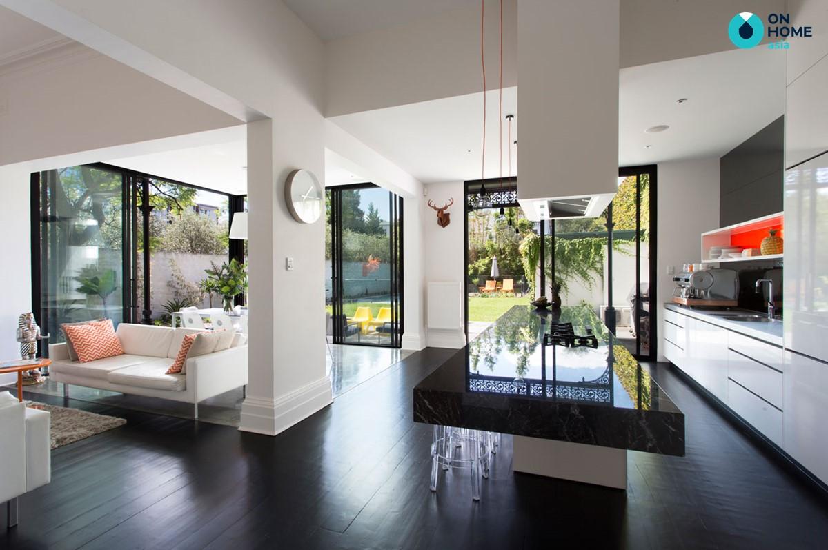 Phân chia không gian nội thất