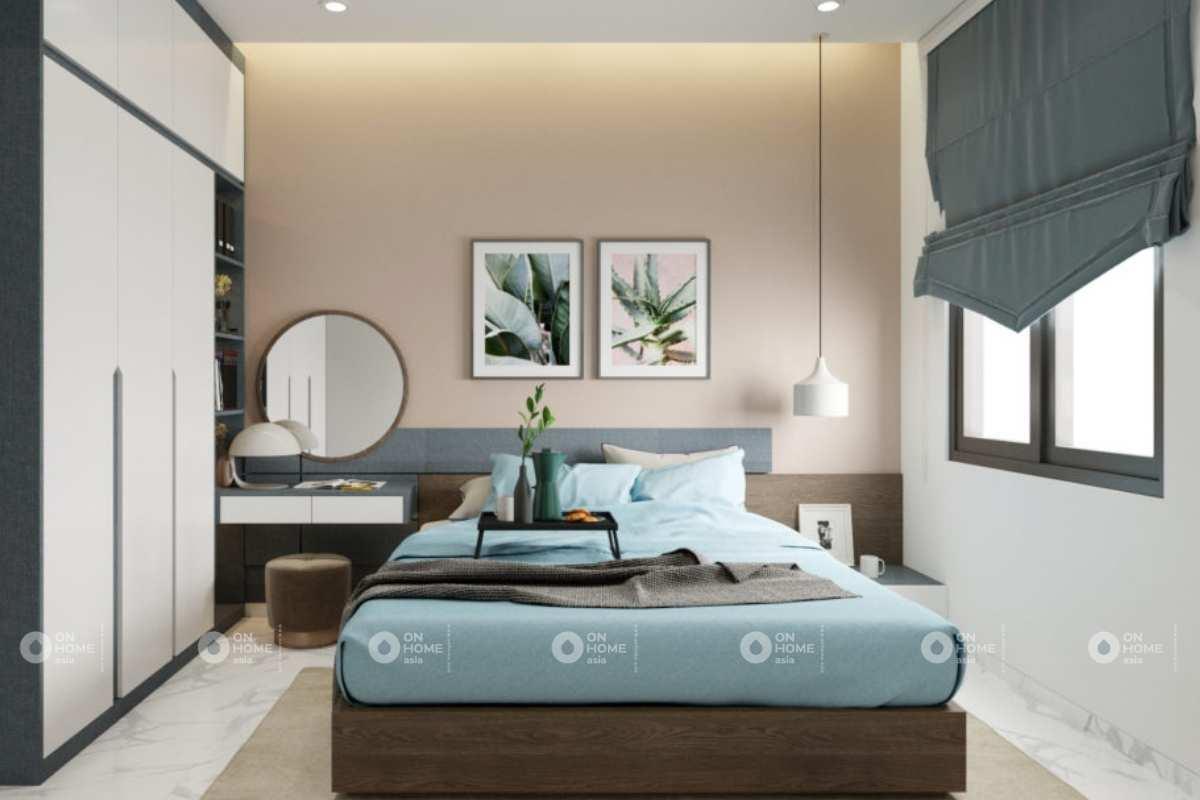 Sắp xếp nội thất phòng ngủ hài hòa