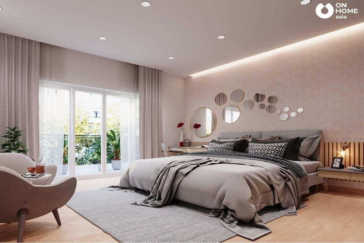 Nội thất phòng ngủ chính