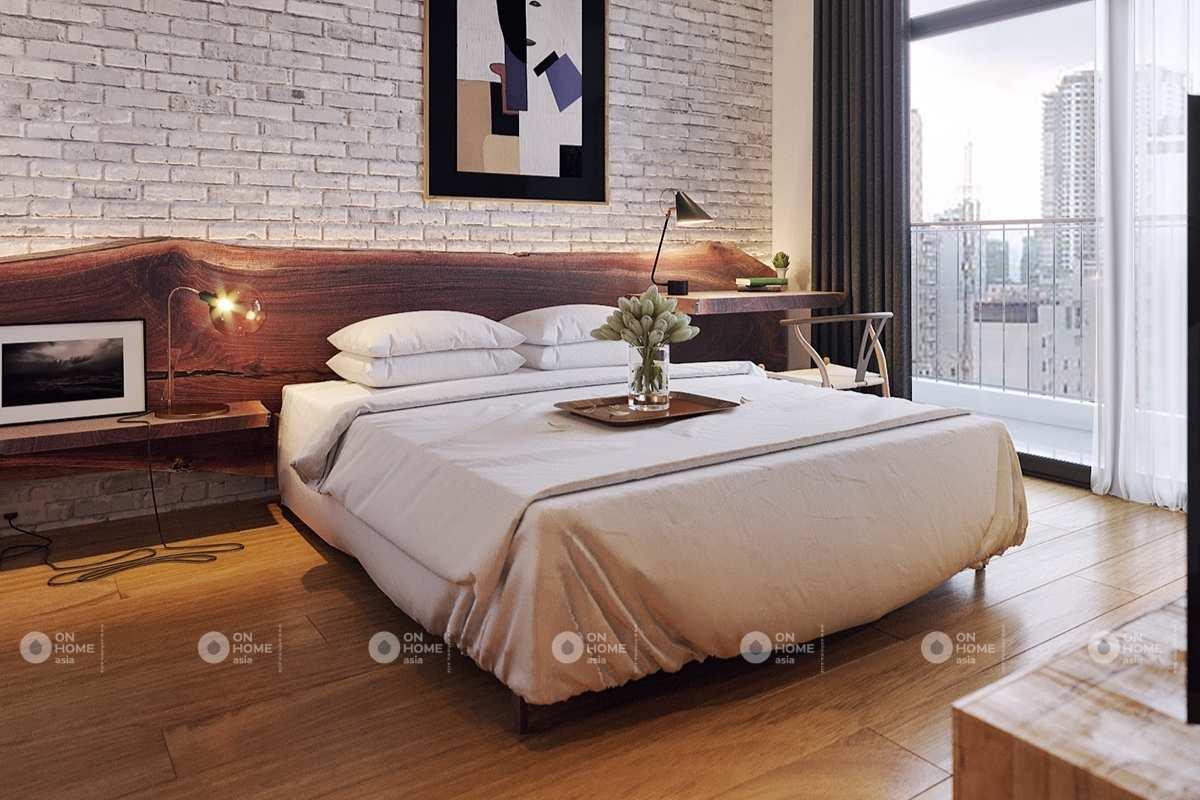 Thiết kế phòng ngủ chính