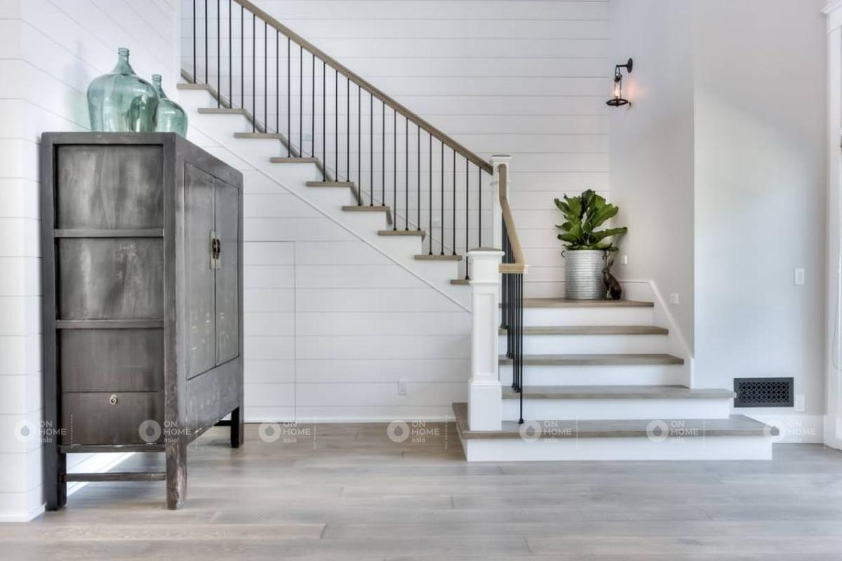 cầu thang đẹp và hiện đại