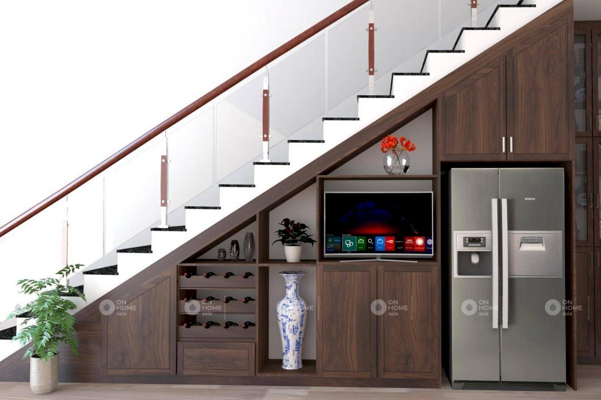 mẫu cầu thang tuyệt vời