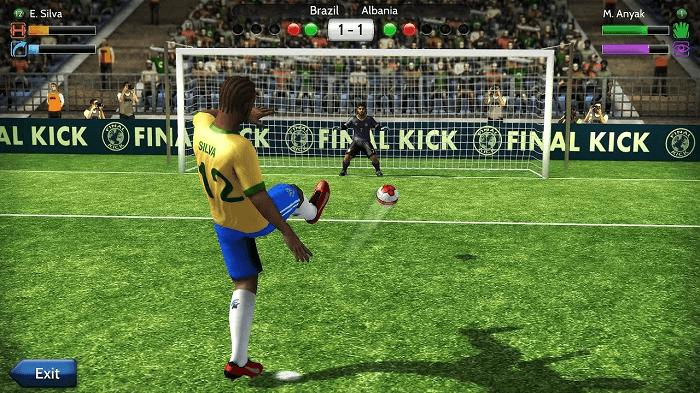 Game bóng đá trên android, ios