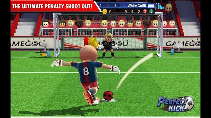 Game bóng đá mới nhất