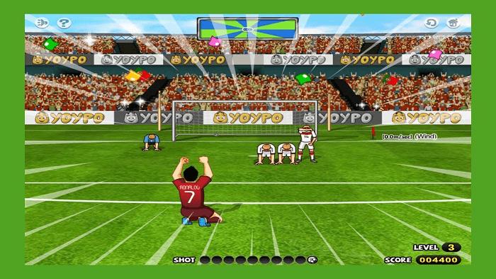 Game bóng đá trên điện thoại của bạn