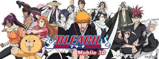 Mã BLEACH Mobile 3D