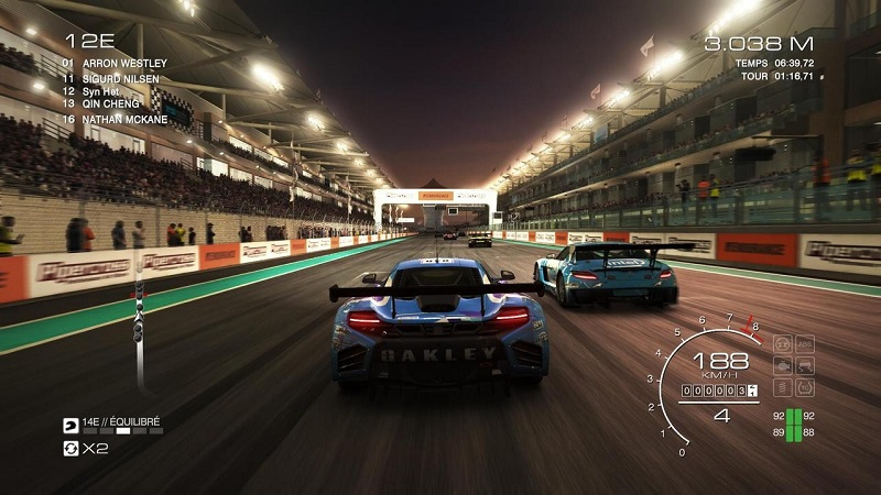 Game đua xe GRID Autosport