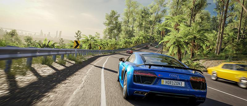Game đua xe Forza Horizon 3