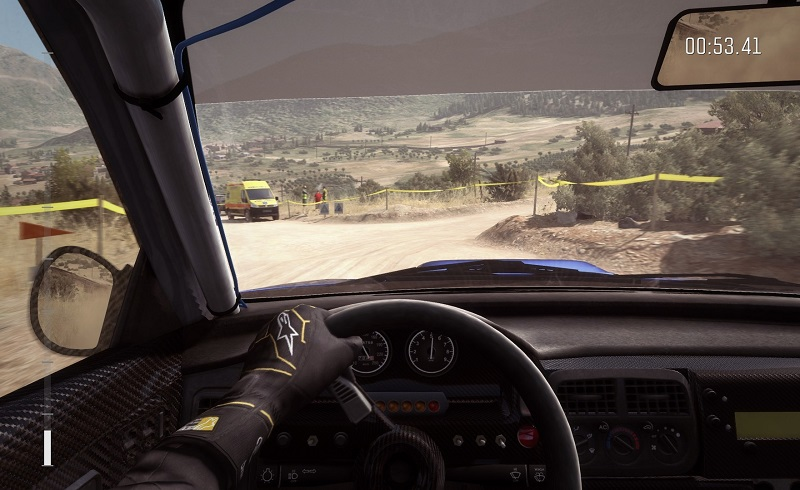 Game đua xe Dirt Rally