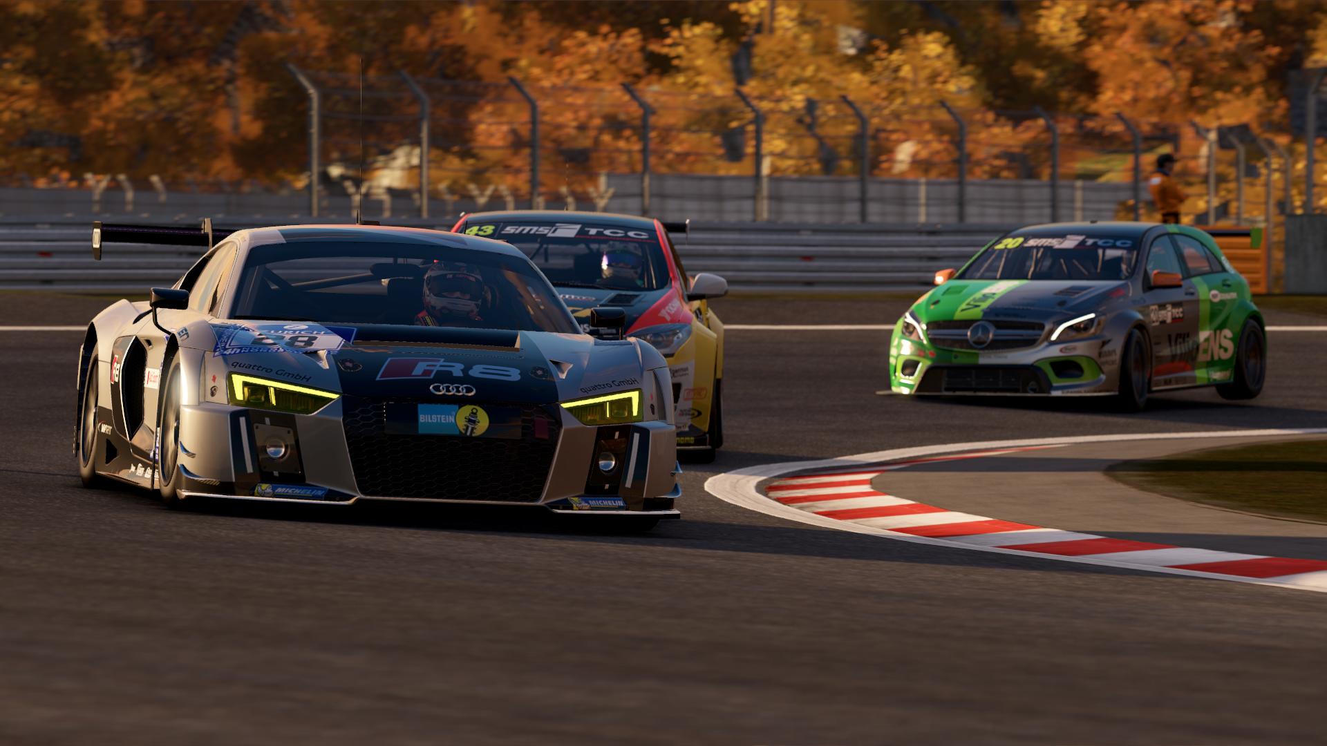 Game đua ô tô đến Ô tô dự án