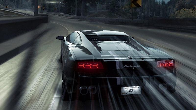 Need For Speed: Game đua xe đối thủ