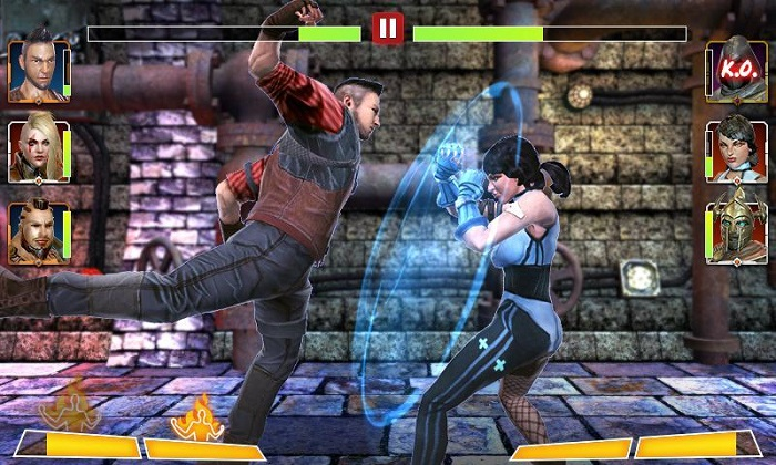 3D Champion Fight