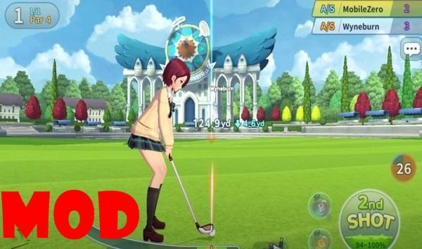 Birdie Crush: Fantasy Golf mod ios