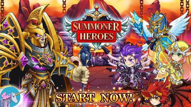mã Summoner Heroes