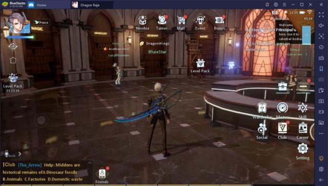 Dragon Raja: Hướng dẫn chơi game cho người mới bắt đầu và cách kiếm thật nhiều Kim C