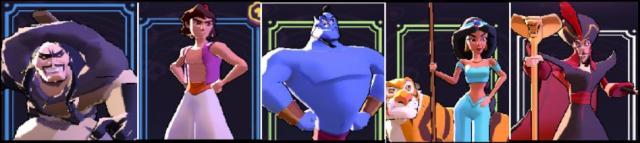 Disney Sorcerer's Arena: TOP 5 Đội mạnh nhất và Xuất sắc nhất