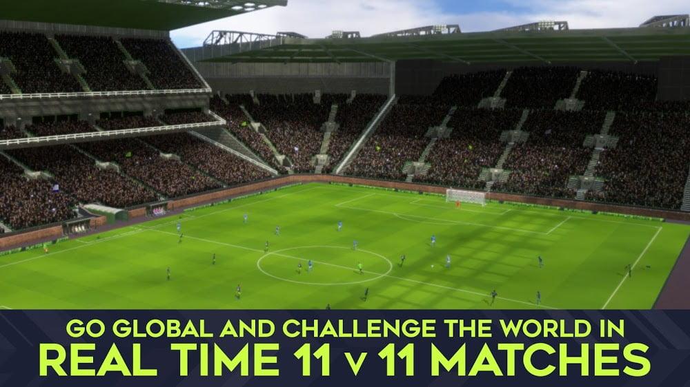 Dream League Soccer 2021 (MOD, AI ngu ngốc)