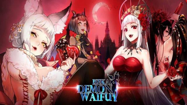 Mã ISEKAI Demon Waifu