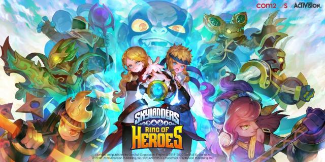 GiftCode Skylanders Ring of Heroes