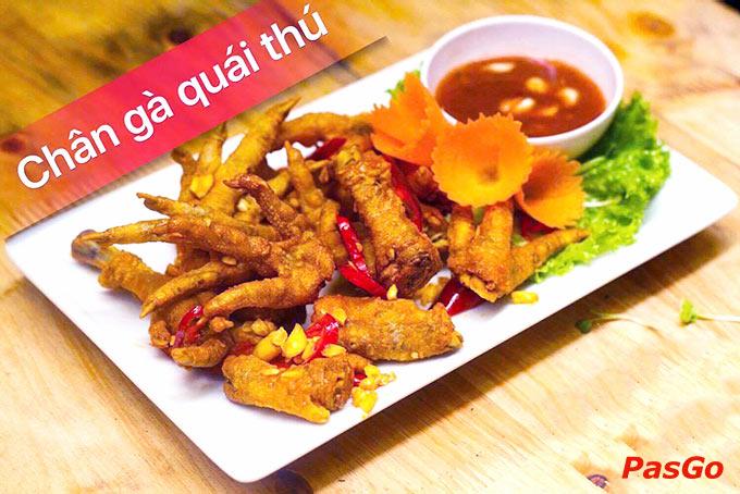 Phủi Quán Chu Văn An - Địa điểm ăn uống mới ở ngã 4 Hà Đông