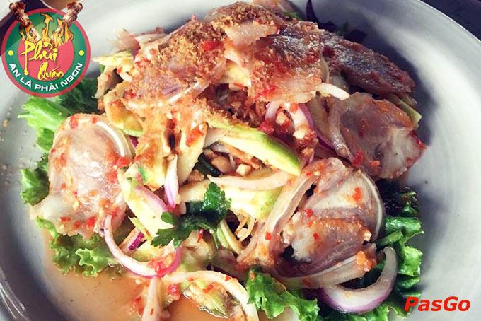 Phủi Quán Chu Văn An - Địa điểm ăn uống mới ở số 5 Hà Đông