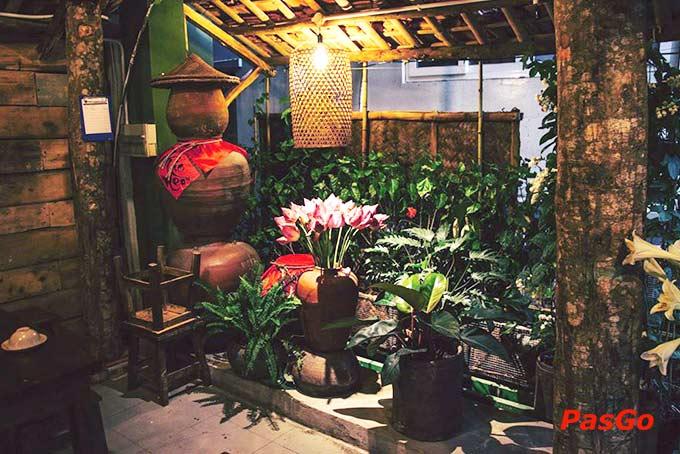 Nhà hàng Tân Lương Sơn thời thủy tạ 7