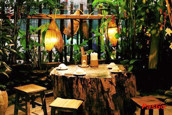 Nhà hàng Tân Lương Sơn thời thủy tạ 6
