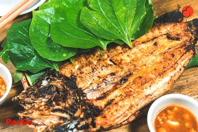 Nhà hàng Tân Lương Sơn thủy tổ phong cách 3