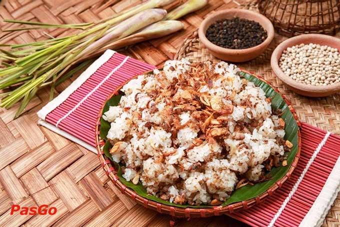 Nhà hàng Tân Lương Sơn thủy mặc phong cách 2