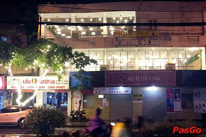 Phủi Quán Chu Văn An - Địa điểm ăn uống mới ở Hà Đông 1
