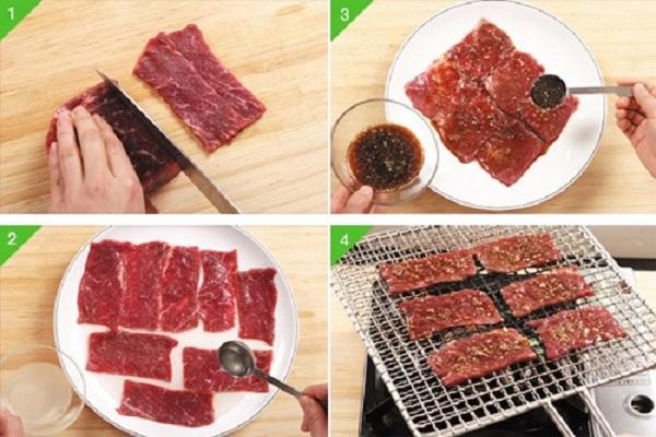 7 cách ướp thịt bò nướng thơm ngon đơn giản tại nhà - 9