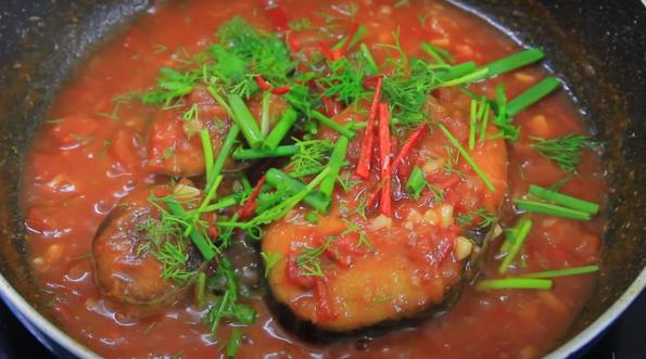 Cách làm cá sốt cà chua đơn giản mà ngon - 7