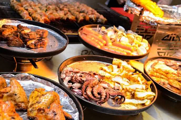 Đánh giá ảnh nhà hàng buffet hoàng gia 4